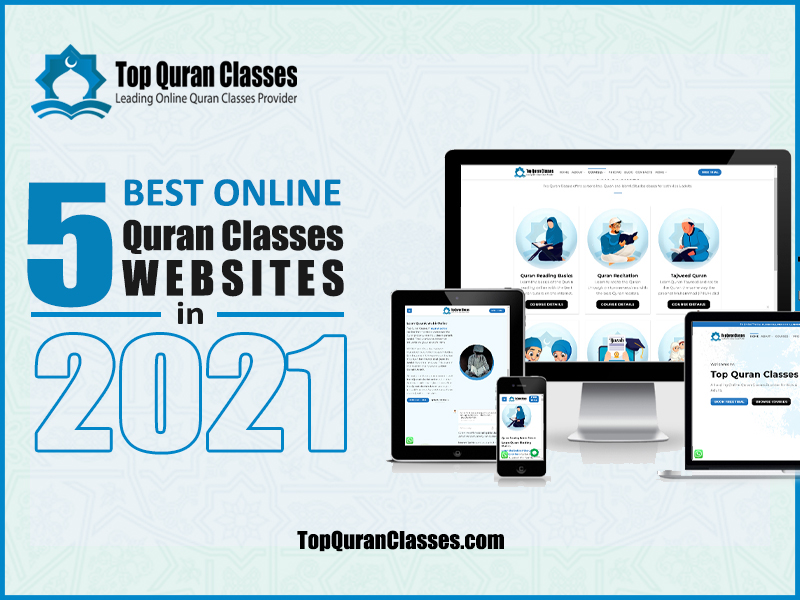 5 Best Online Quran Classes Websites in 2021 Top Quran Classes | Top Quran Classes