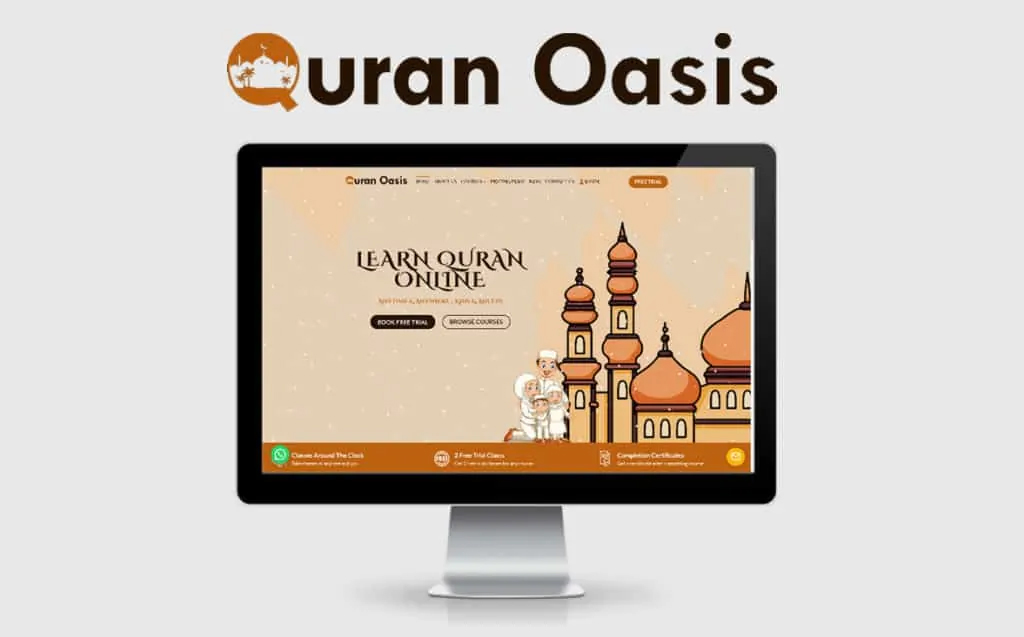 Quran Oasis | Top Quran Classes