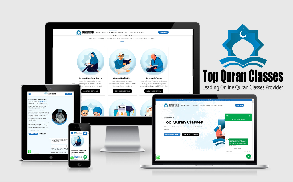 Top Quran Classes Best Online Quran Classes Website | Top Quran Classes