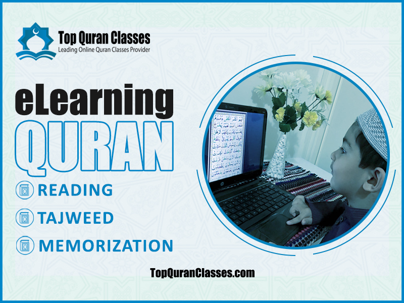 eLearning Quran Reading, Tajweed, Memorization - Top Quran Classes